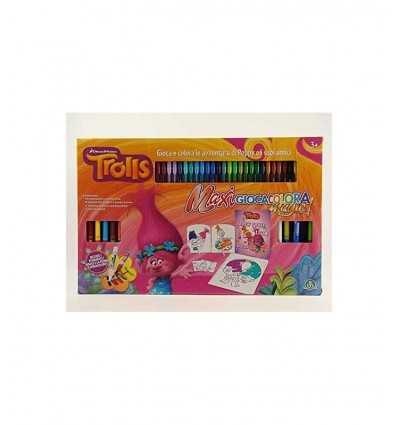 gran juego color trolls MAT00000 Giochi Preziosi- Futurartshop.com