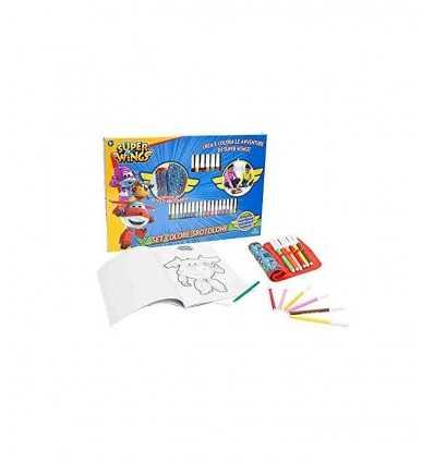 Super alas color srotolone UPC01000 Giochi Preziosi- Futurartshop.com