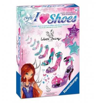 Winx I love shoes 18676 Ravensburger- Futurartshop.com