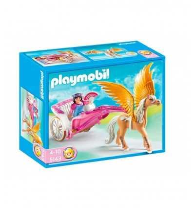 Playmobil 5143 - Carrozza con cavallo alato 5143 Playmobil-Futurartshop.com