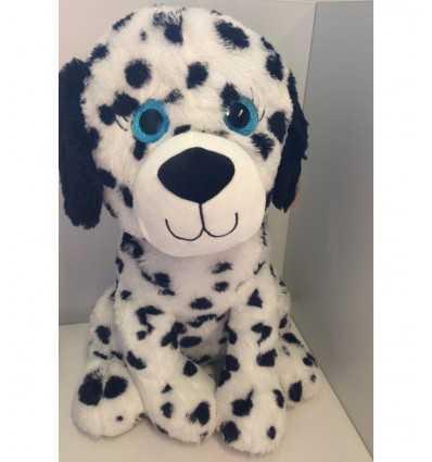 chien Dalmatien doux en peluche de 60 cm HDG30542/2 Gig- Futurartshop.com