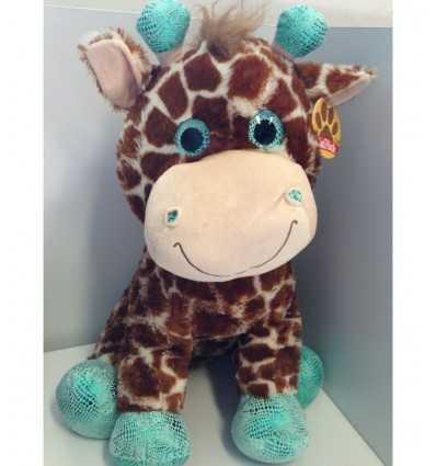 fluffy 60 cm plush giraffe HDG30542/1 Gig- Futurartshop.com