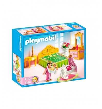 Playmobil 5146-dormitorio con cuna 5146 Playmobil- Futurartshop.com