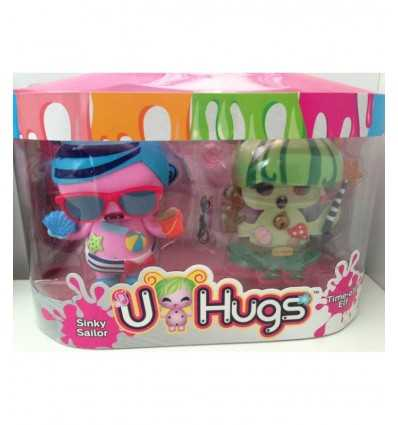 u hugs fashion doll sinky sailor and time off elf UHU16000/3 Giochi Preziosi- Futurartshop.com
