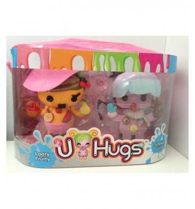 fashion doll looty fruit and snowy hugs u girl UHU16000/2 Giochi Preziosi- Futurartshop.com