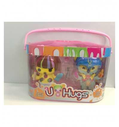 u leniwy moda doll fantazyjne przytula kuchenka i bohater UHU16000/1 Giochi Preziosi- Futurartshop.com
