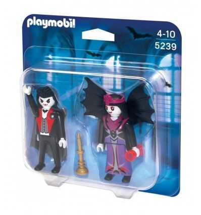 Playmobil 5239-Duo Pack Vampires 5239 Playmobil- Futurartshop.com
