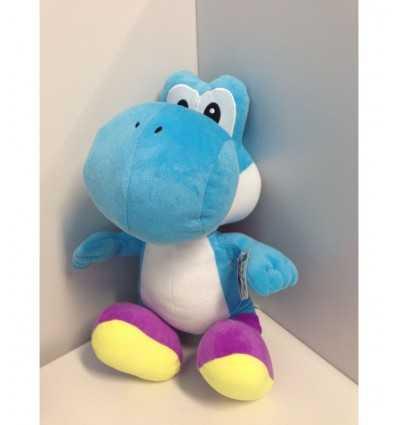 super mario personaje yoshi felpa azul 50 cm PRO/050/5 - Futurartshop.com