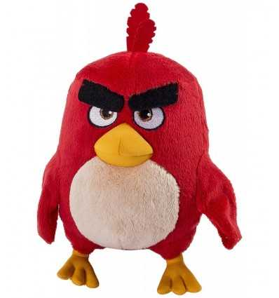 angry birds plush 20 cm red red bird 162485/20073165 Spin master- Futurartshop.com