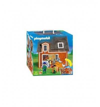 Playmobil 4142 - Fattoria Portatile 4142 Playmobil- Futurartshop.com