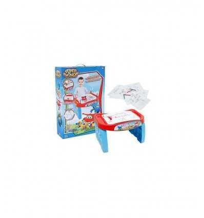 Super wings-banchetto coloring UPW34000 Giochi Preziosi-Futurartshop.com