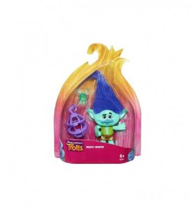 trolls mini personaggio branch B6555EU40/B7347 Hasbro-Futurartshop.com