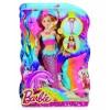 Arco iris de sirena Barbie de luces DHC40 Mattel- Futurartshop.com