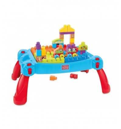 tavolino 3 in 1 mega bloks 30 pezzi CNM42 Mattel-Futurartshop.com