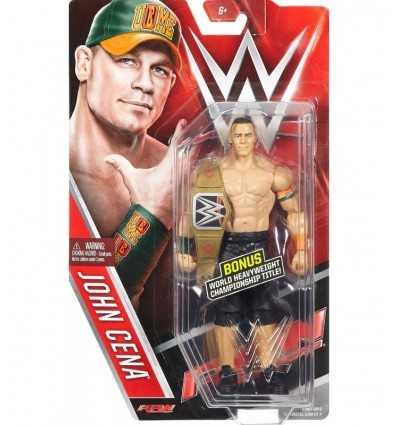 WWE lucha libre serie de john cena personaje 62 P9562/DJR57 Mattel- Futurartshop.com