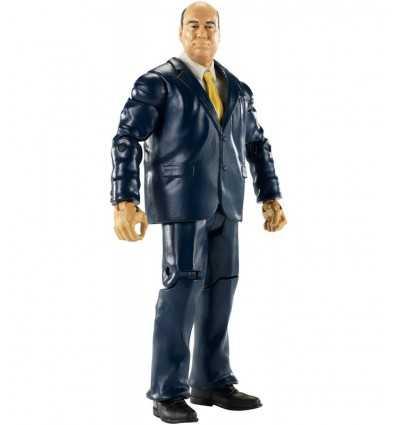 WWE Wrestling Figur Paul Heyman Serie 63 P9562/DJR74 Mattel- Futurartshop.com