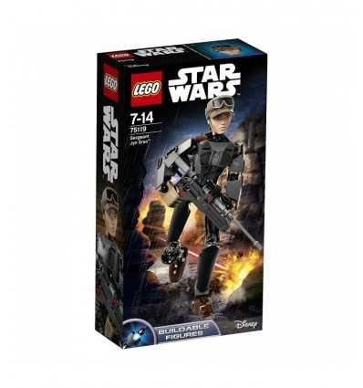 LEGO-Baukasten 75119 Sergeant Jyn Schiffsbagger 75119 Lego- Futurartshop.com