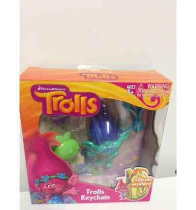 troll karaktär med klipp gren TRL13000/1 Giochi Preziosi- Futurartshop.com