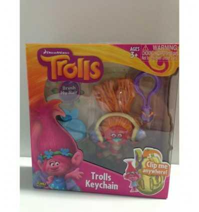 carácter de trolls con clips de suki dj TRL13000/3 Giochi Preziosi- Futurartshop.com