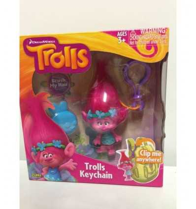 troll med klipp karaktär vallmo TRL13000/2 Giochi Preziosi- Futurartshop.com