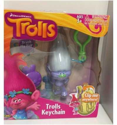 trolls character with clip guy diamond TRL13000/4 Giochi Preziosi- Futurartshop.com