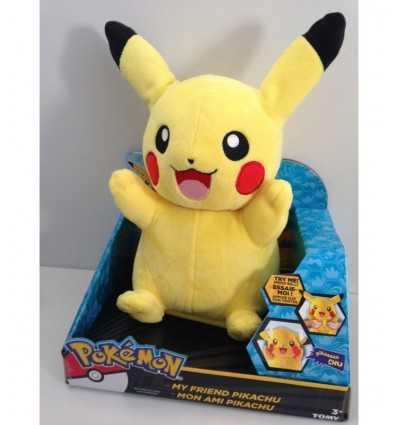 Pokemon pikachu peluche con funciones 20287132 Tomy- Futurartshop.com