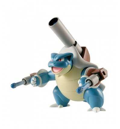 Pokeman slaget karaktär mega blastoise C21736786/2 Tomy- Futurartshop.com