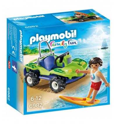 PLAYMOBIL surfer z quad 6982 Playmobil- Futurartshop.com