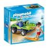Playmobil surfer with quad 6982 Playmobil- Futurartshop.com