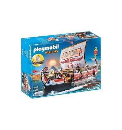 Playmobil Roman galley with rostrum 5390 Playmobil- Futurartshop.com