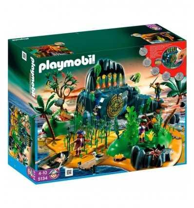 Playmobil 5134-Schatzinsel 5134 Playmobil- Futurartshop.com