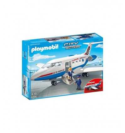 Playmobil passenger plane 5395 Playmobil- Futurartshop.com