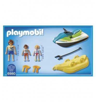 playmobil moto d'acqua con banana boat 6980 Playmobil-Futurartshop.com