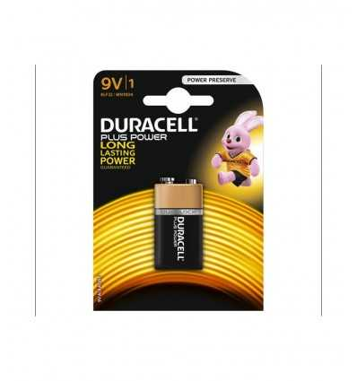 Duracell Plus 9v Power Duracell- Futurartshop.com