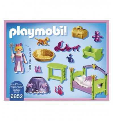 PLAYMOBIL Kinderzimmer Prinzessin 6852 Playmobil- Futurartshop.com