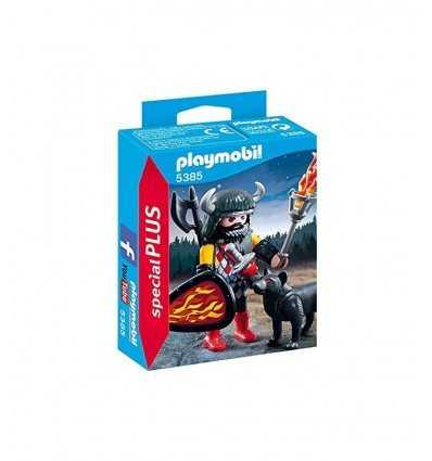 Playmobil Wolf Warrior 5385 Playmobil- Futurartshop.com