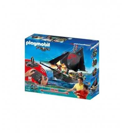 Playmobil Pirat Schiff mit einer Unterwasser-Motor RC-5238 5238 Playmobil- Futurartshop.com