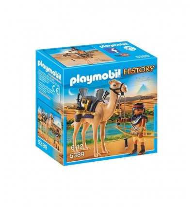 playmoobil egyptisk krigare med kamel 5389 Playmobil- Futurartshop.com