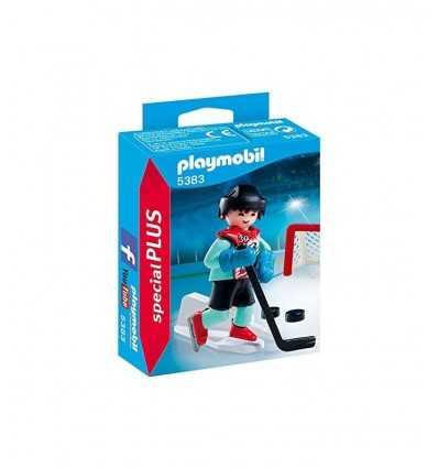 playmobil giocatore hockey 05383 Playmobil-Futurartshop.com