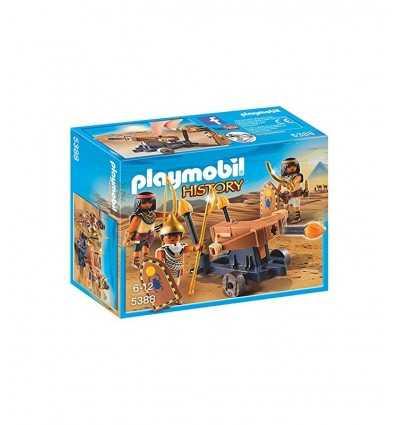 Playmobil egyptiska soldater med spjut Dart 05388 Playmobil- Futurartshop.com