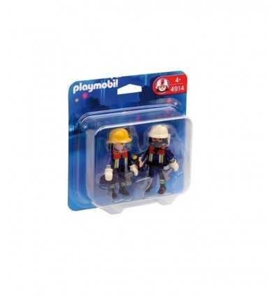 Fuego de Playmobil 4914-Duo Pack 4914 Playmobil- Futurartshop.com