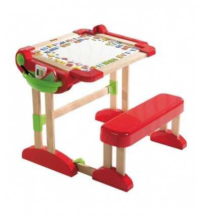 escritorio de madera forma de escuela 3032160280142 Smoby- Futurartshop.com