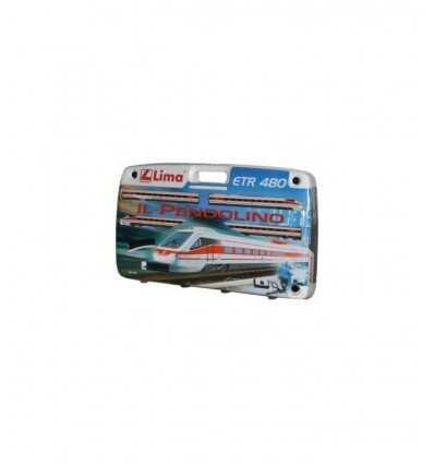 Train pendolino ETR 480 HDGHL1031 Lima- Futurartshop.com