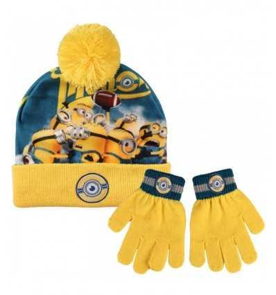 la valeur de sbires hiver bonnet et moufles 2200001763 Cerdà- Futurartshop.com