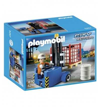 Playmobil 5257-chariot élévateur 5257 Playmobil- Futurartshop.com