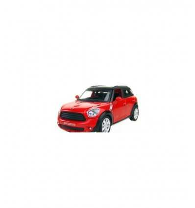 Fahrzeug-ferngesteuerte Mini Cooper s Land Mann 2 Farben 2051 Prismalia- Futurartshop.com