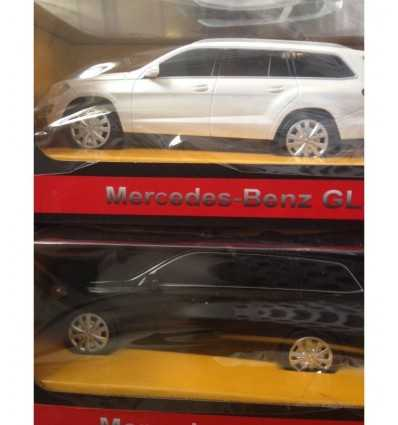 radio-controlled vehicle mercedes gl 500 2 colors 27052 Prismalia- Futurartshop.com