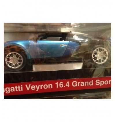 veicolo radiocomandato bugatti veyron gran sport 2 colori 2050 Prismalia-Futurartshop.com