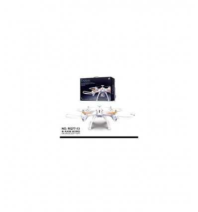rq77-13 quad/hex z wifi drone explorer 114615 Prismalia- Futurartshop.com