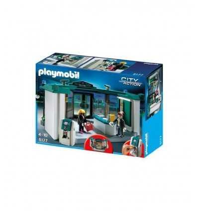 Playmobil 5177-Bank mit Geldautomat 5177 Playmobil- Futurartshop.com